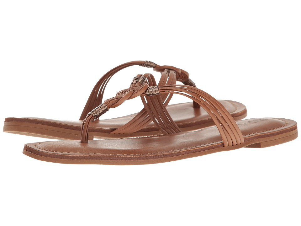 Roxy - Teia (Brown) Women's Sandals