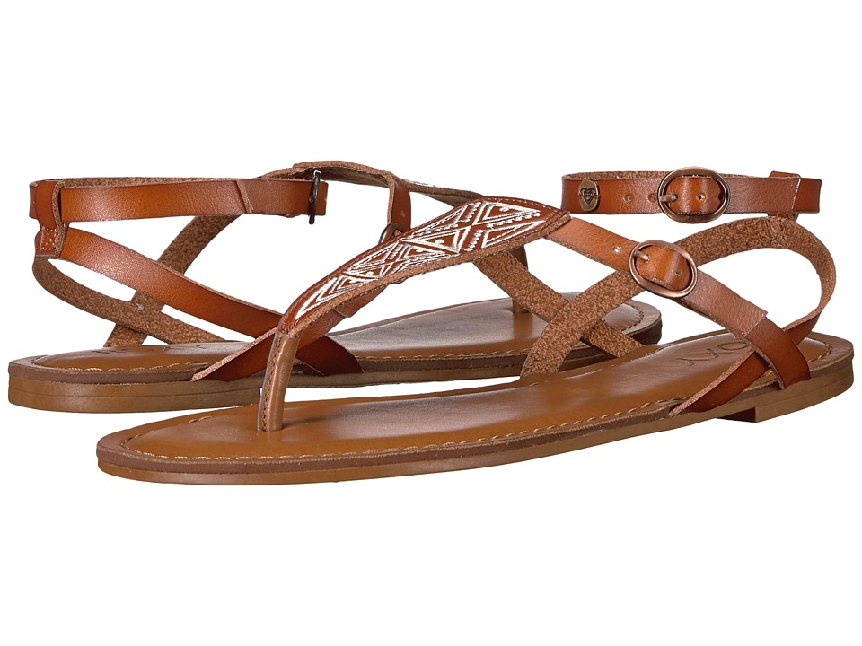 Roxy - Milet (Brown) Women's Sandals
