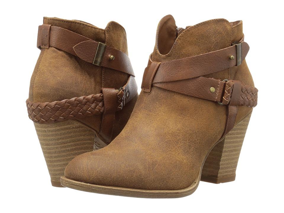 XOXO - Kizzy (Tan) Women's Shoes