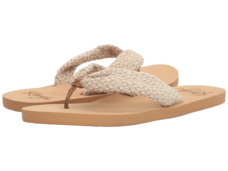 Roxy - Paia (Cream) Women's Sandals