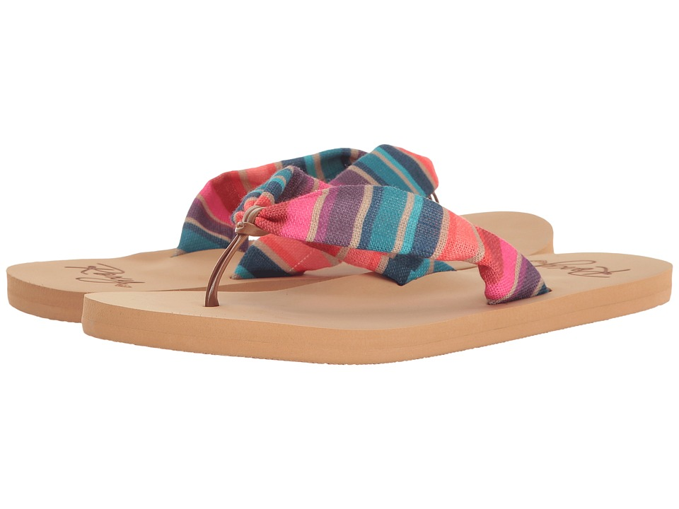 Roxy - Paia (Red) Women's Sandals