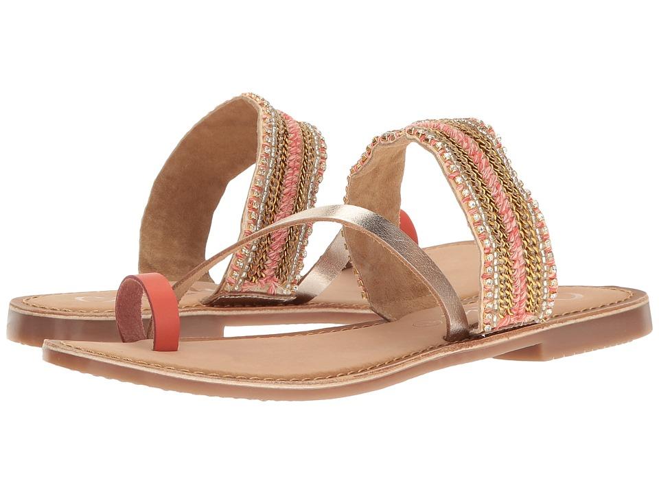Callisto of California - Karii (Coral) Women's Shoes