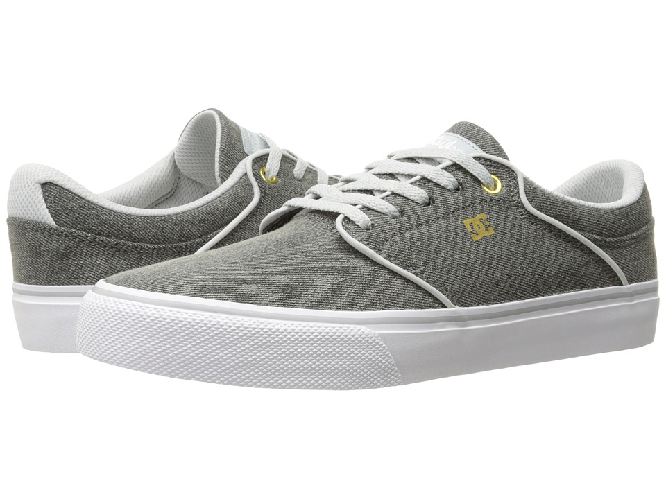 DC - Mikey Taylor Vulc TX SE (Denim) Men's Skate Shoes
