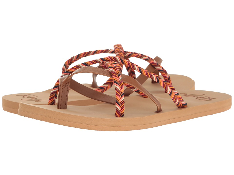 Roxy - Kaelie (Tan) Women's Sandals