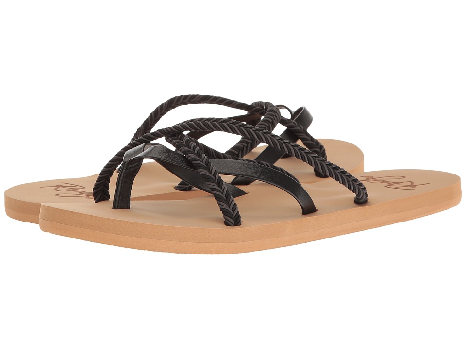 Roxy - Kaelie (Black) Women's Sandals