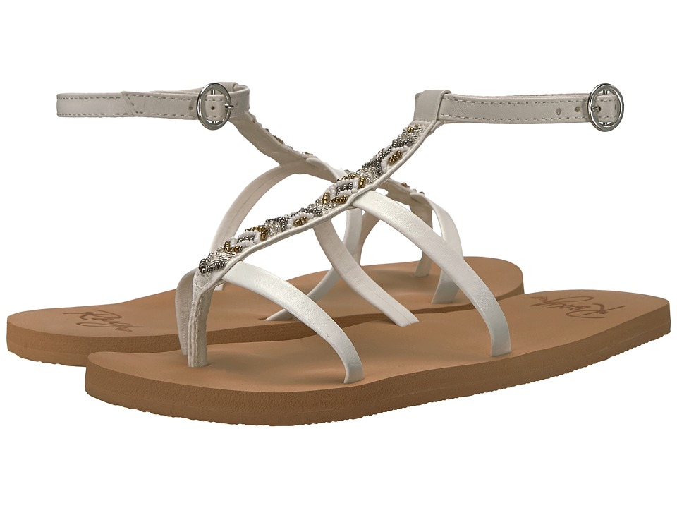 Roxy - Leora (White) Women's Sandals