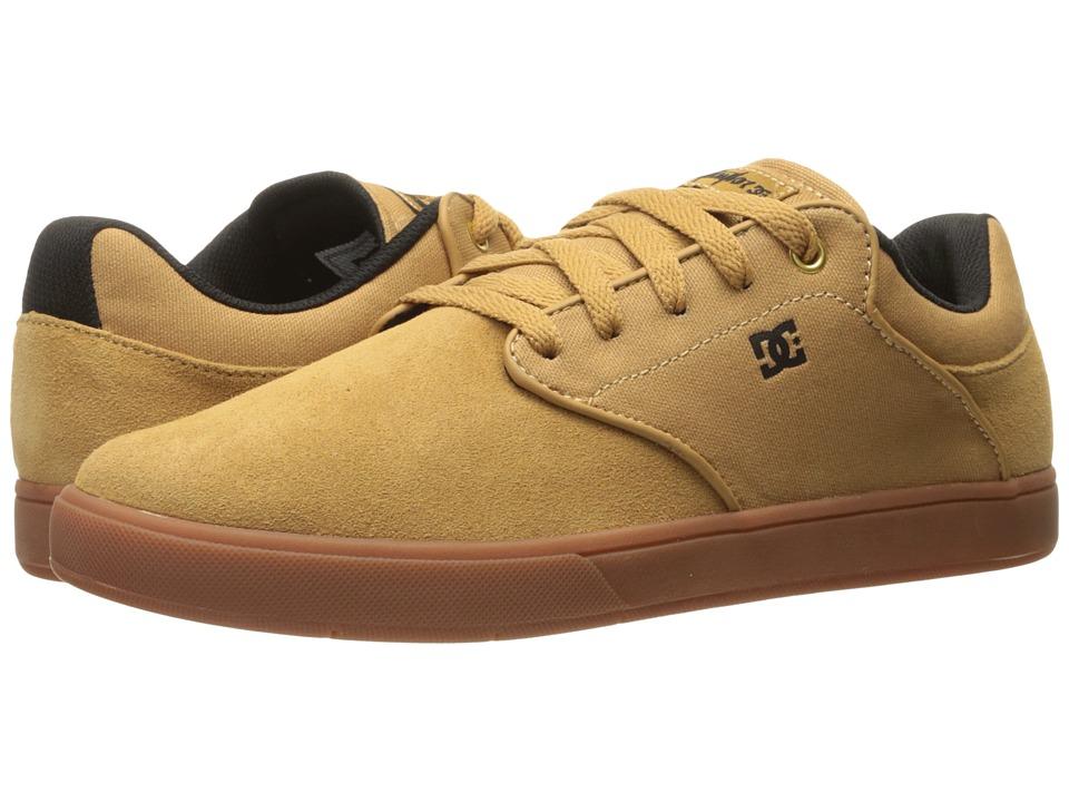 DC - Mikey Taylor (Wheat) Men's Skate Shoes