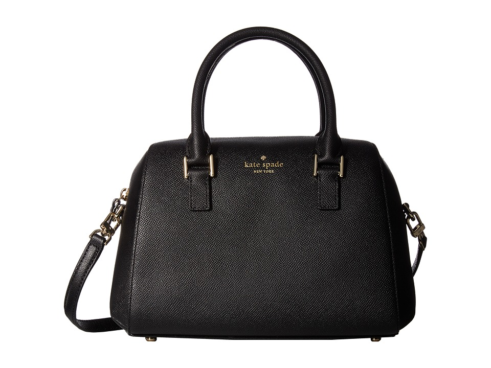 Kate Spade New York - Greene Street Seline (Black) Handbags