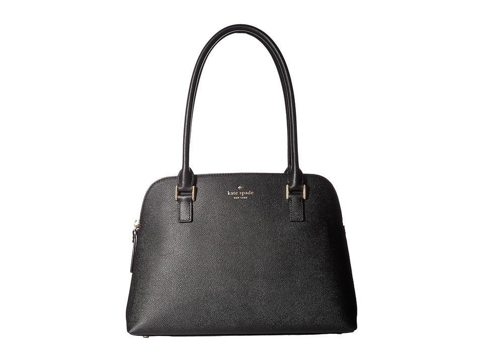Kate Spade New York - Greene Street Small Mariella (Black) Handbags
