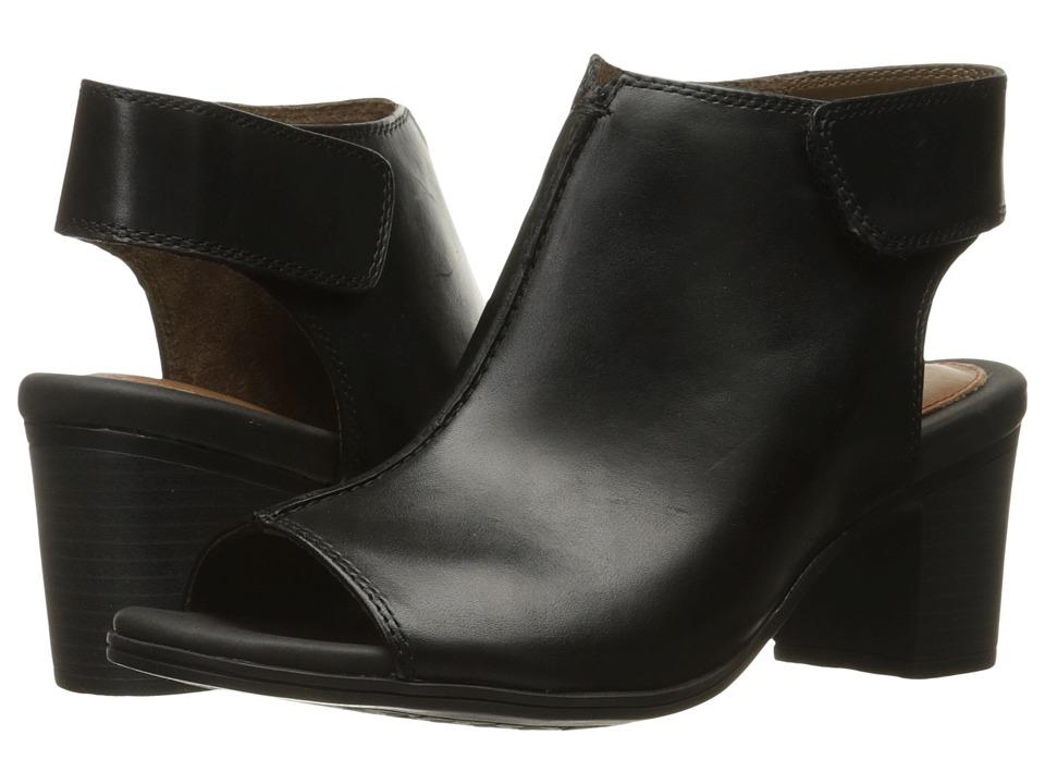 Rockport - Hattie High Vamp (Black 2) Women's Shoes