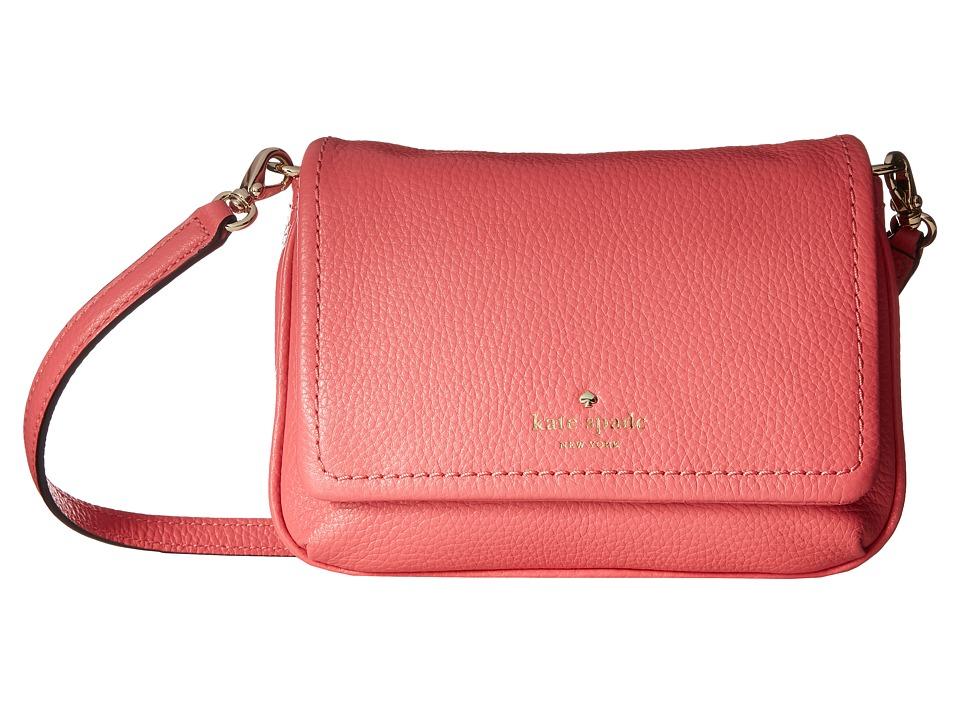 Kate Spade New York - Cobble Hill Abela (Warm Guava) Handbags