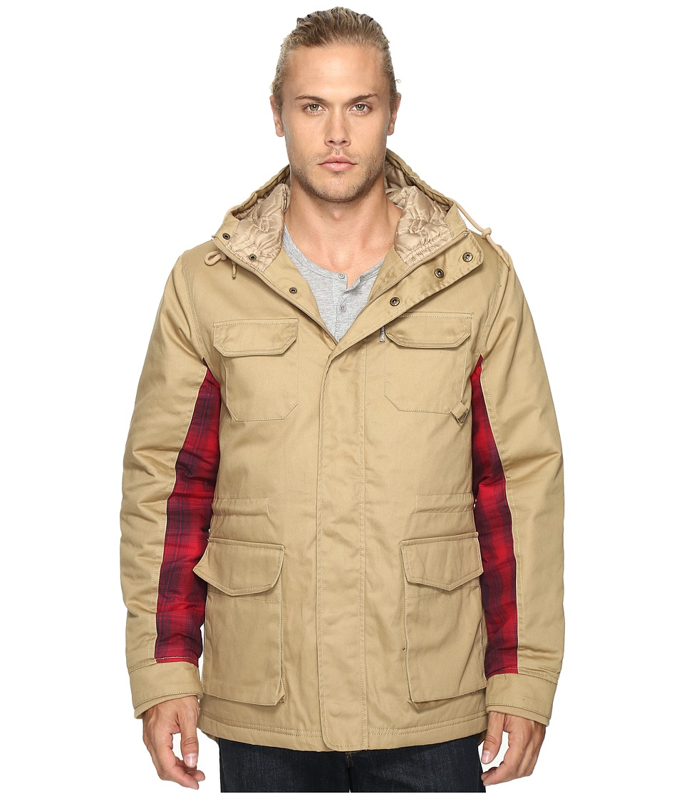 Staple - Hunter Parka (Camel) Men's Coat