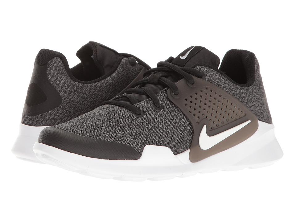 Nike Kids Criterion (Big Kid) (Black/White/Dark Grey) Boys