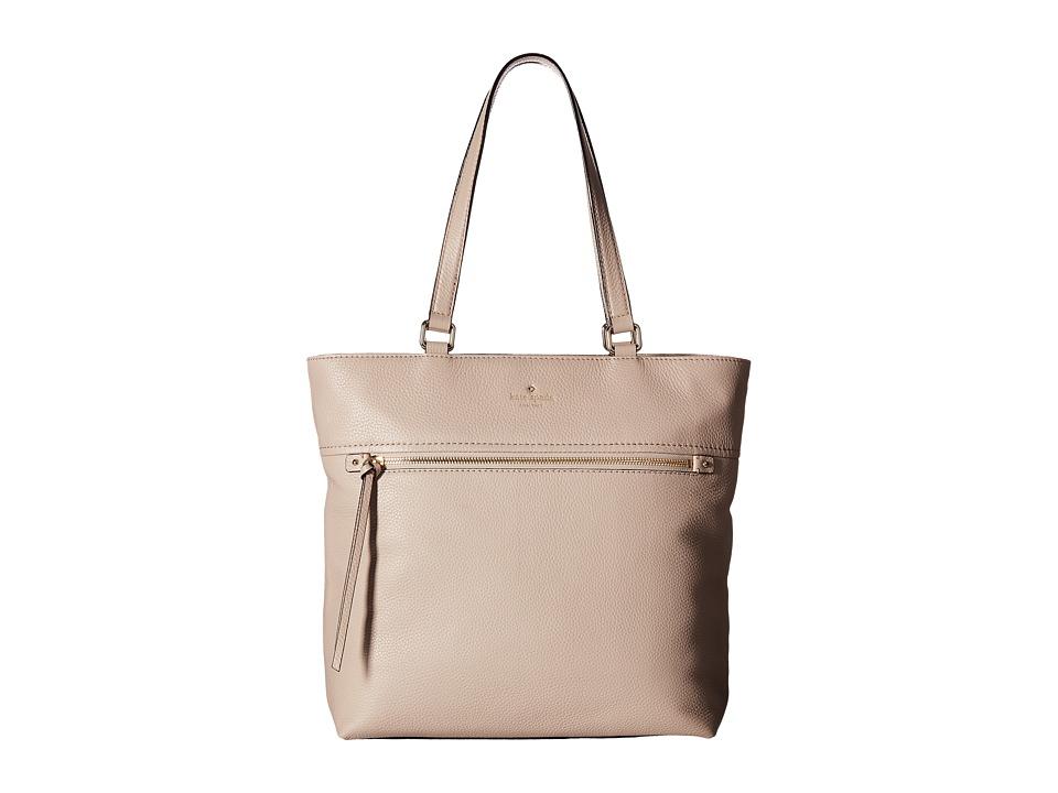 Kate Spade New York - Cobble Hill Tayler (Rose Cloud) Handbags