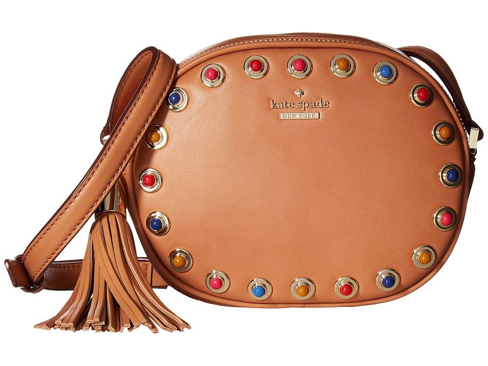 Kate Spade New York - Devoe Street Tinley (Marsala) Handbags