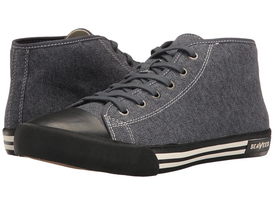 SeaVees - 04/67 White Walls Grayers (Storm) Men's Shoes