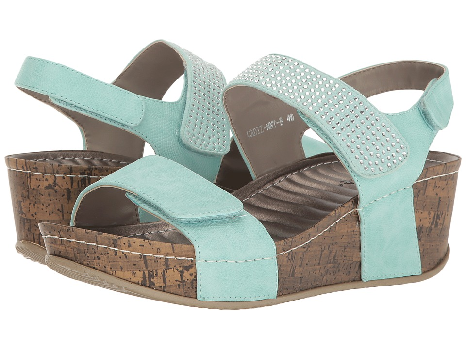 PATRIZIA - Cadiz (Mint Green) Women's Shoes