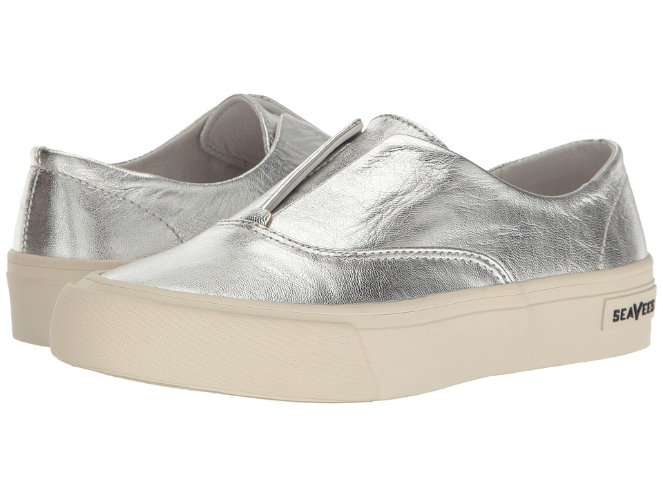 SeaVees - 01/64 Sunset Strip Sneaker (Silver) Women's Shoes