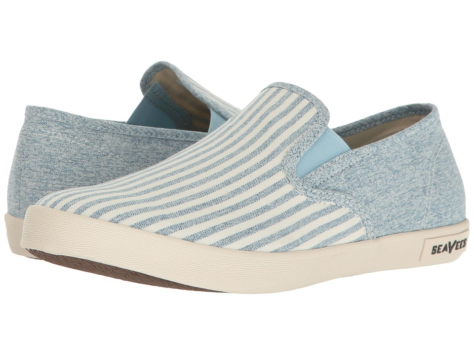 SeaVees - 02/64 Baja Beach Club (Soft Blue) Women's Shoes