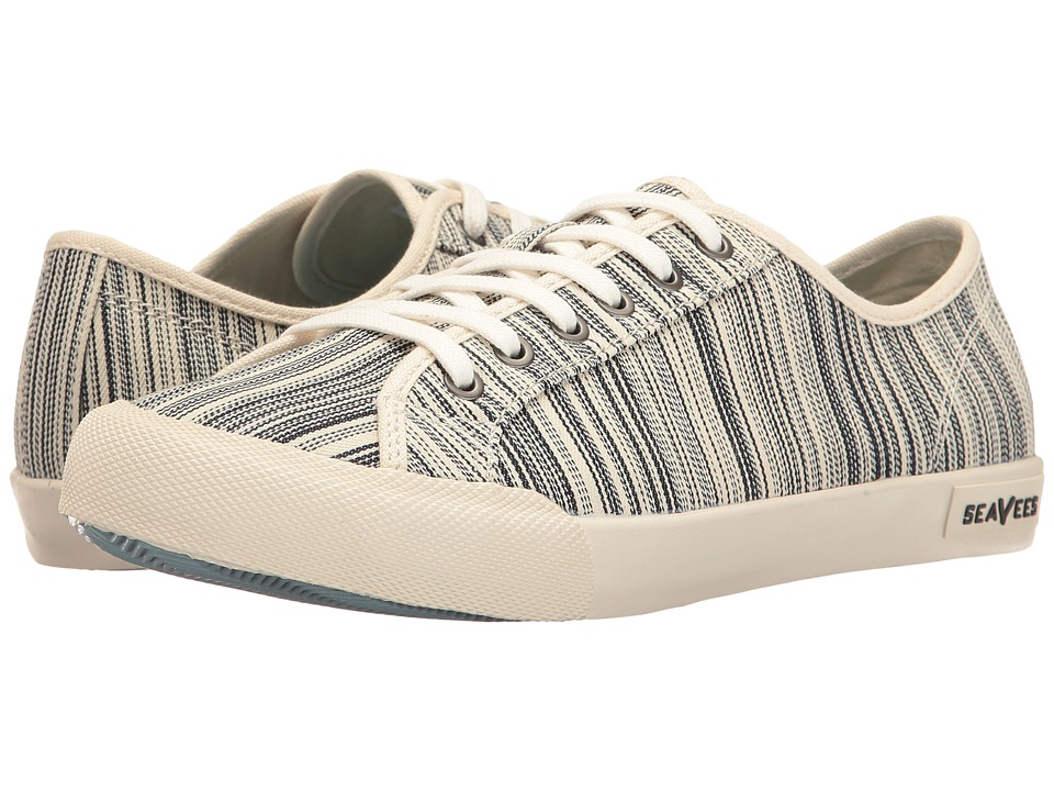 SeaVees - 06/67 Monterey Sneaker Oasis (Engineer Stripe) Women's Shoes