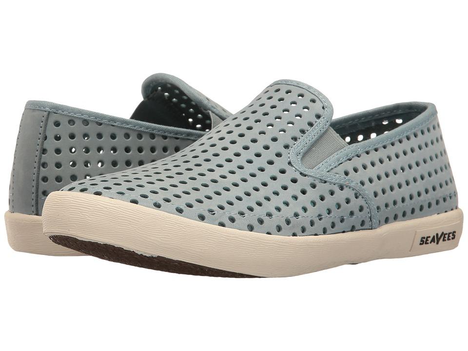 SeaVees - 02/64 Baja Slip-On Portal (Pacific Blue) Women's Slip on Shoes