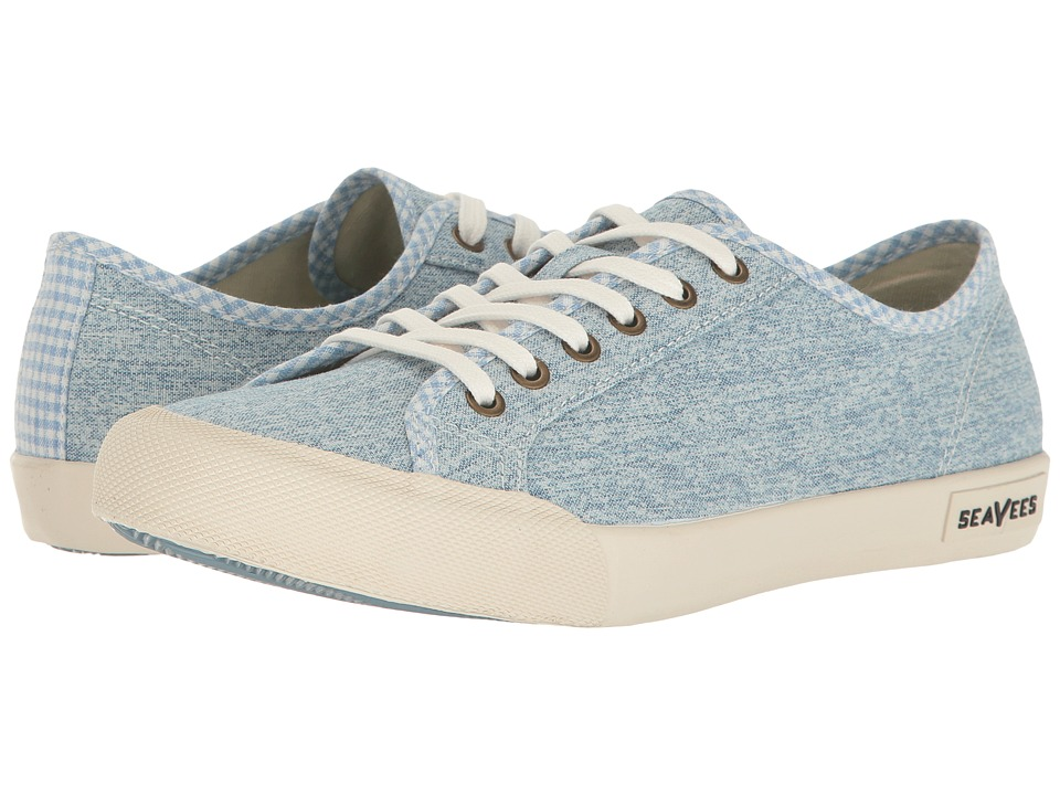 SeaVees - 06/67 Monterey Beach Club (Soft Blue) Women's Shoes