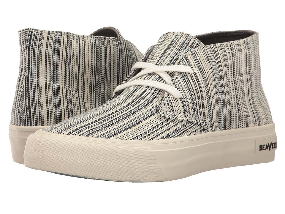 SeaVees 12/62 Maslon Desert Boot (Engineer Stripe) Women