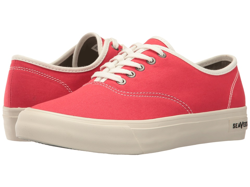SeaVees - 06/64 Legend Sneaker Standard (Lifeguard Red) Women's Shoes