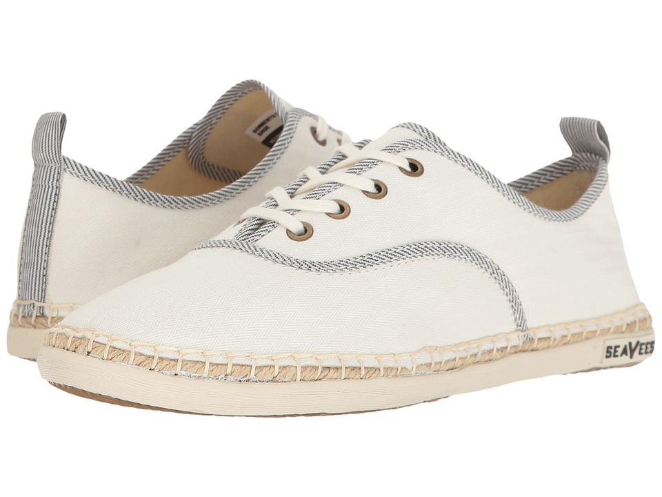 SeaVees - 07/60 Sorrento Sand Shoe (Bleach) Women's Shoes