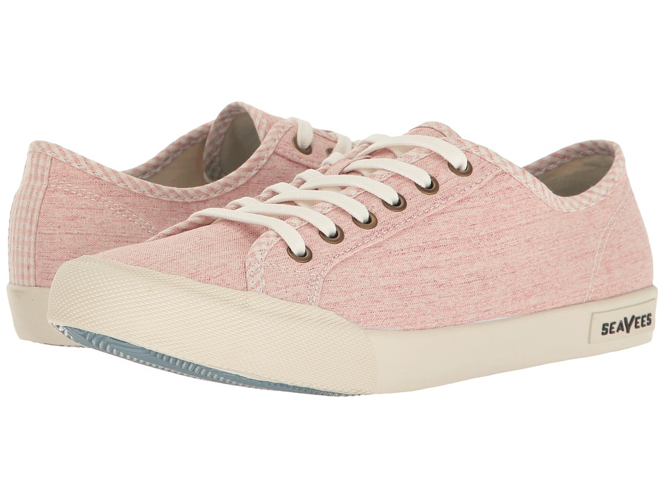 SeaVees - 06/67 Monterey Beach Club (Pale Pink) Women's Shoes