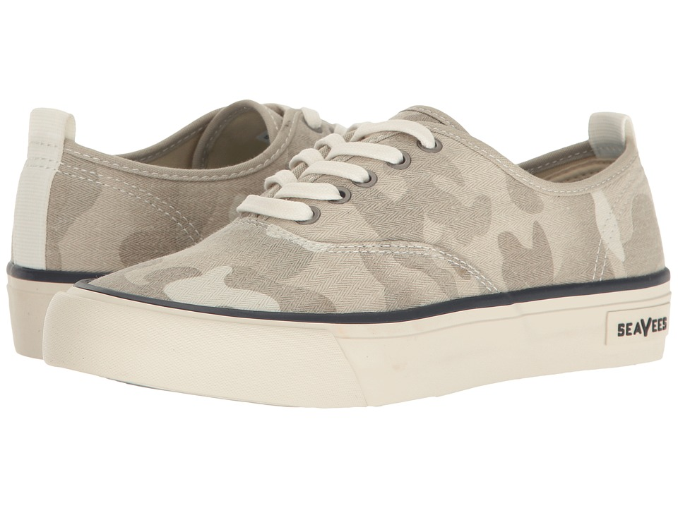 SeaVees - 06/64 Legend Sneaker Saltwash (Cream Camoflauge) Women's Shoes