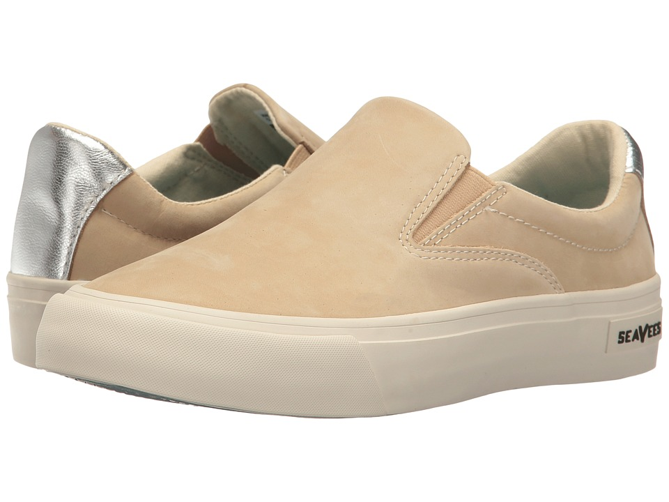 SeaVees - 05/66 Hawthorne Clipper Class (Dune) Women's Shoes