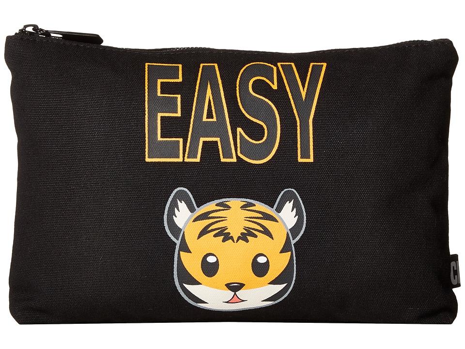 Circus by Sam Edelman - Zane Pouch (Easy Tiger/Black) Wallet Handbags