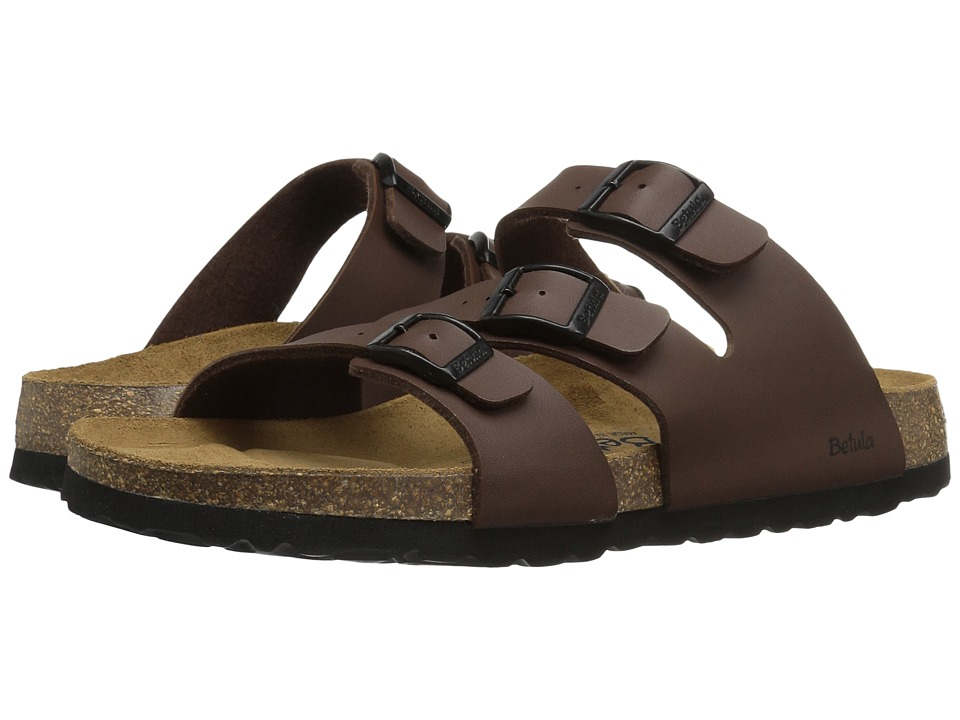 Betula Licensed by Birkenstock Leo Birko-Flor (Cordoba Brown 1) Women