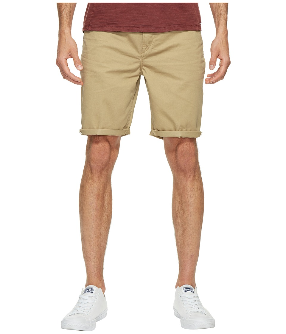 Timberland - Squam Lake Coolmax Five-Pocket Shorts (British Khaki) Men's Shorts