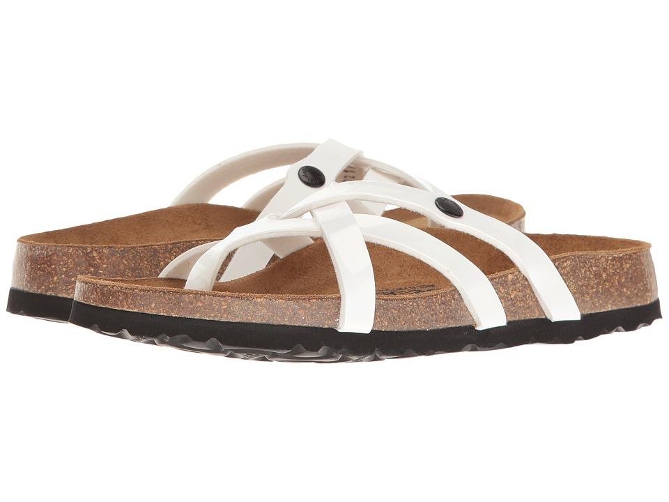 Betula Licensed by Birkenstock - Vinja (White Patent 1) Women's Shoes