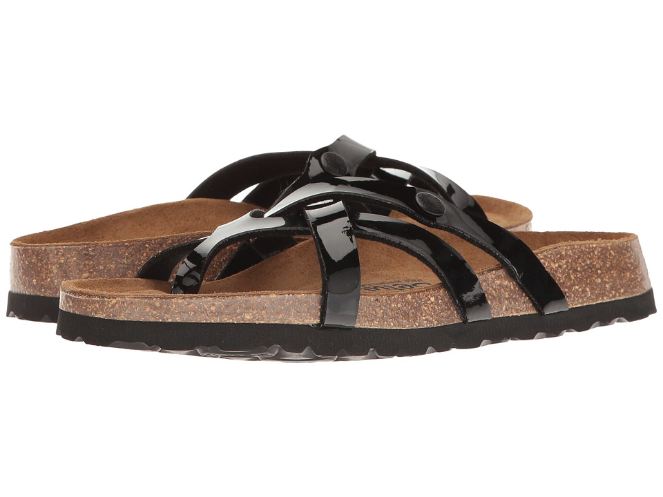 Betula Licensed by Birkenstock Vinja (Black Patent 1) Women