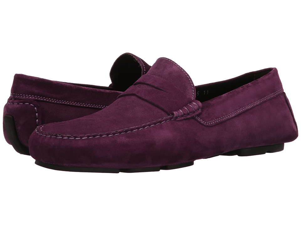 To Boot New York - Mitchum (Burgundy) Men's Shoes