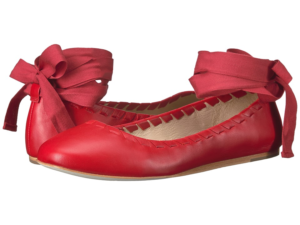 Via Spiga Baylie (Fireball Red Nappa) Women