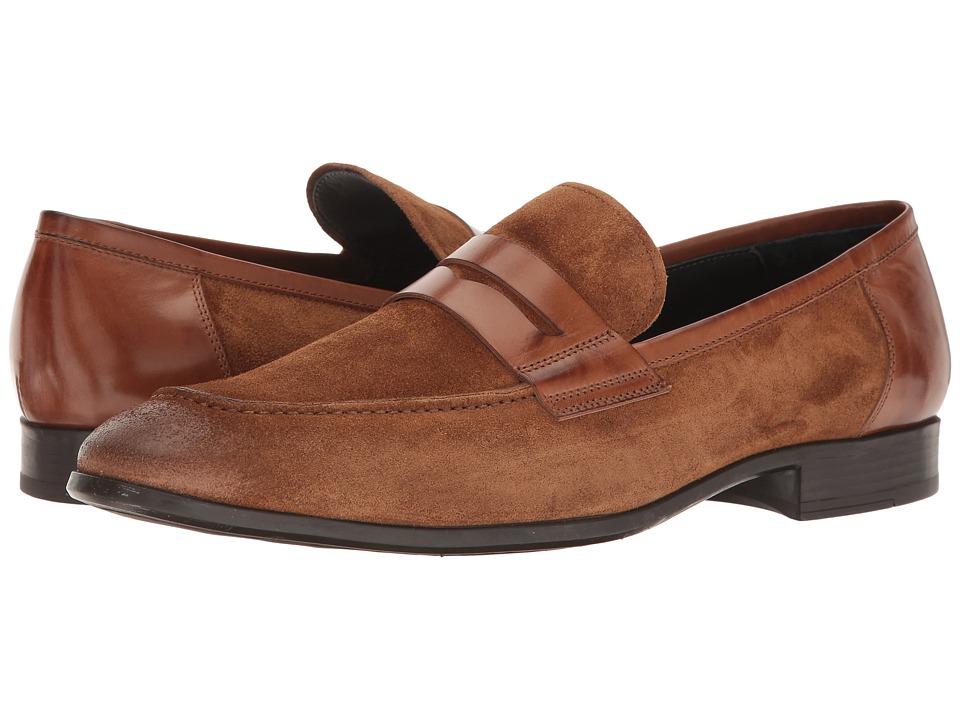 To Boot New York Powell (Cognac/Tan) Men