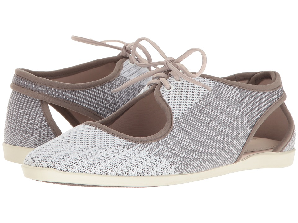 Via Spiga Elliot (Milk Light Taupe Knit) Women