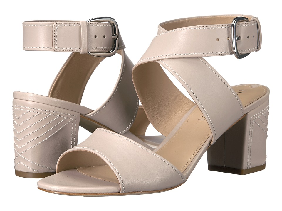 Via Spiga Carson2 (Light Taupe Leather) Women