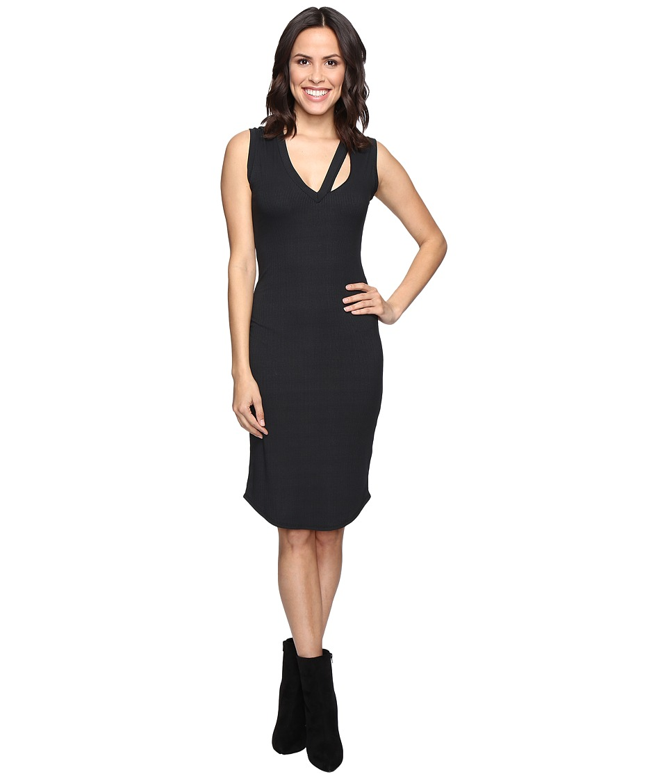 LNA - Blake Dress (Onyx) Women's Dress
