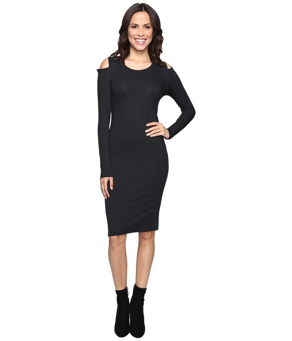 LNA - Tay Dress (Onyx) Women's Dress