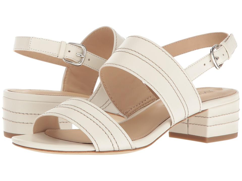 Via Spiga - Gem2 (Milk Leather) Women's Shoes