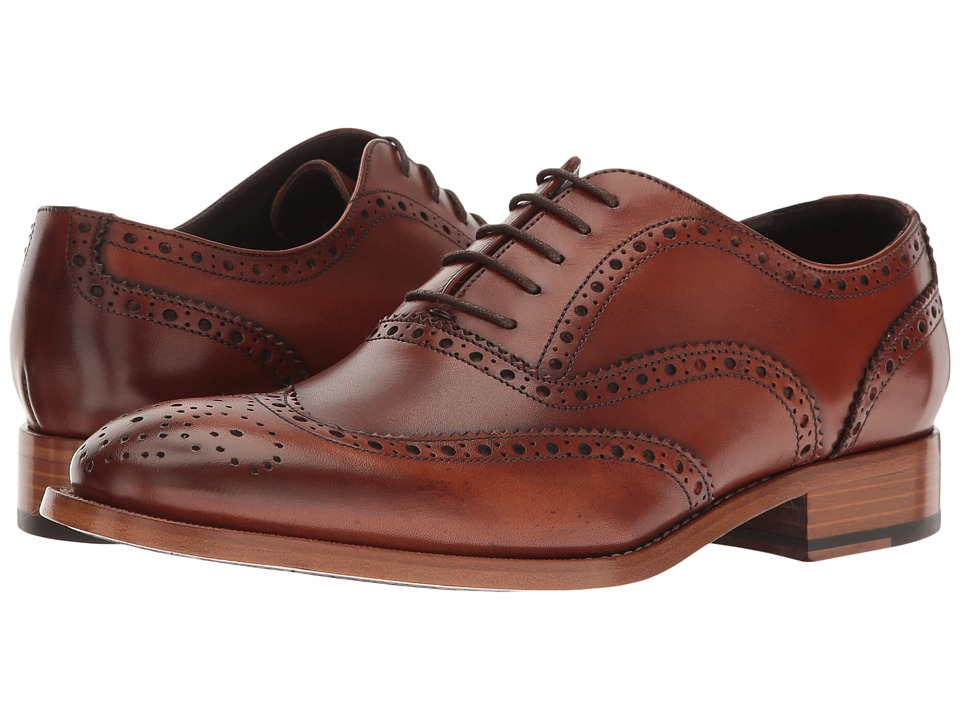 To Boot New York - Willem (Cognac) Men's Shoes