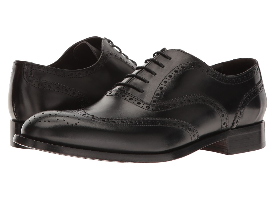 To Boot New York - Willem (Black.PLC) Men's Shoes