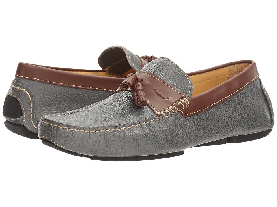 Donald J Pliner - Veep (Blue) Men's Shoes