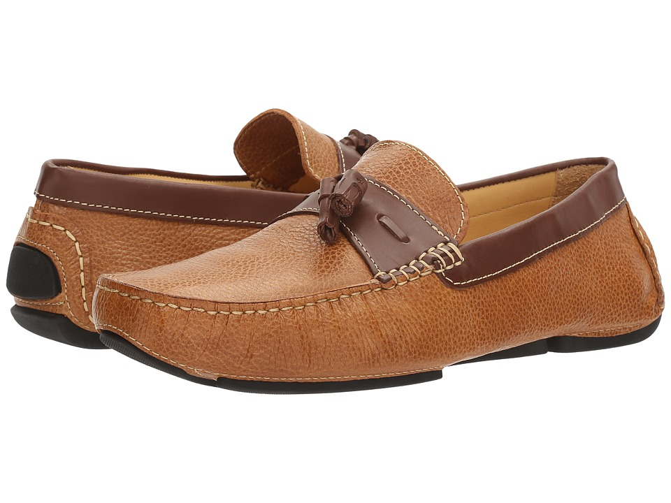 Donald J Pliner - Veep (Tan) Men's Shoes