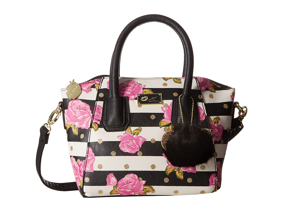 Luv Betsey - Giya Mini Satchel (Rose) Satchel Handbags